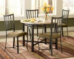 Granite Kitchen Table And Chairs Simple Square Granite Kitchen Table Oak Wood Table Base Black