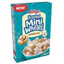 kellogg s frosted mini wheats