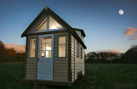 Small Picture Living Tiny in the Big World The Tiny House Movement UK