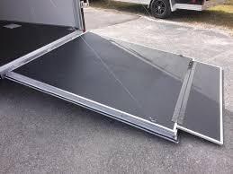 enclosed cargo trailer floor covering floor matttroy enclosed car trailer floor covering