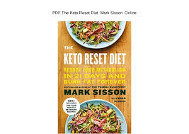 Diet what the science says does this mean i can't do anaerobic exercise on the keto diet? Keto Reset Diet By Mark Sisson Dietwalls