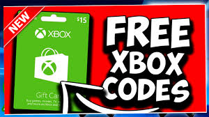 free xbox gift card codes photo 1