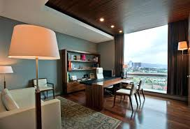 home office mexico. contemporary office design with wooden material in mexico city head officer room images modern space ideas home u