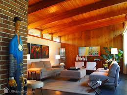 Small Picture House tour Mike Jennifers mid century modern home UTR Dco Blog