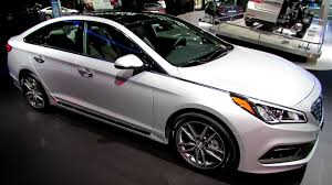hyundai sonata 2015 exterior. 2015 hyundai sonata sport 20t exterior and interior walkaround debut at 2014 new york auto show youtube 1
