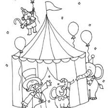 Small Picture Printable Circus Coloring Pages Coloring Me Circus Colouring Pages