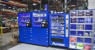 Fastenal Vending Machine Login Interesting Fastenal Stock Has Big Day On Strong Earnings Report StarTribune