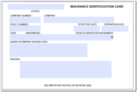 Instructions and help about auto insurance template form. Free Auto Insurance Card Template Vincegray2014