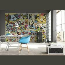 Marvel Bedroom Wallpaper Marvel Heroes Kids Wallpaper Great Kidsbedrooms The Children