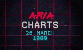 Aria Charts Throwback 26 March 1989 Aria Charts
