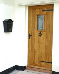 Oak Exterior Doors Uk