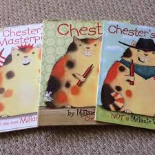 Best Lot Of 3 Chester Books By Melanie Watts for sale in Yorkville, Ontario  for 2021