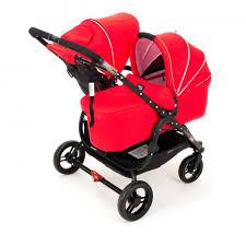 <b>Valco baby Люлька External</b> Bassinet для Snap Duo / Fire red: 9963 ...