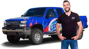 five star painting truck and owner