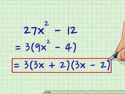 image titled factor second degree polynomials quadratic equations step 24