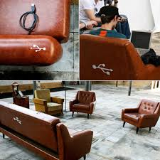 tech furniture. Image Credit Tech Furniture