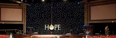 Church Stage Design Ideas dangling hope church stage design ideas
