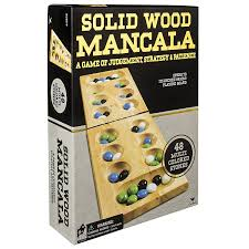 Game With Rocks And Wooden Board Amazon Wood Folding Mancala in Cardboard Sleeve Packaging 31