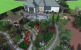 best landscape design software. What Is The Best Landscape Design Software Garden Landscaping Programs . L