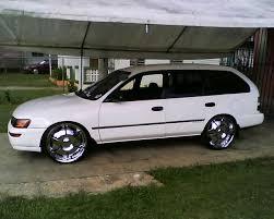 victorautotint 1995 Toyota CorollaDX Wagon 4D Specs, Photos ...