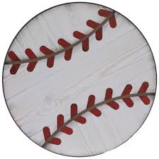 For example, if you're shopping at hobby lobby and you want rugs and throw pillows but they're not on sale, just wait a week and they will be. Baseball Wood Wall Decor Hobby Lobby 1289230