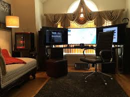 40 Best Setup Of Video Game Room Ideas [A Gamer's Guide] Classy Living Room Pc