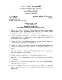 galante midterm review comparative federalism essay topics