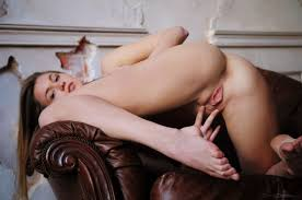 Babe Solveig with Open Pussy from EternalDesire Image Gallery.