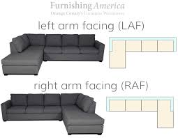 neoteric furniture right arm sectional sofa right arm chaise sectional sofa