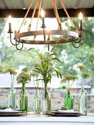 solar chandelier