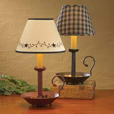 Primitive Curtains For Living Room Primitive Country Accent Lamps And Decorative Country Table Lamps
