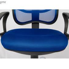 blue fabric office chairmesh task chairoffice chairs furniture blue task chair office task chairs