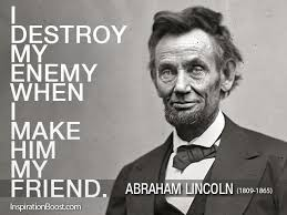 Abraham Lincoln Quotes On Life Best Abraham Lincoln Friends Quotes Inspiration Boost Inspiration Boost