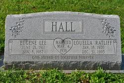 Louella Ratliff Hall (1920-1995) - Find A Grave Memorial