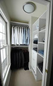 small walk in closets walk in closet organization systems diy walk in closet
