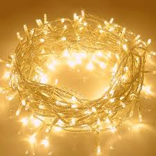 Usb Fairy Lights Aluan Christmas Lights Fairy String Lights 100 Led 36ft Usb Or Battery Operated 8 Modes Waterproof Led String Lights For Home Patio Party Wedding