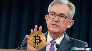 Federal reserve chair jerome powell said monday that the u.s. Fed Chairman Jerome Powell Says Bitcoin Is A Substitute For Gold Regulation Bitcoin News