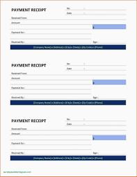 Rent Receipt Sample Functional 20 Helpful Printable Rent Receipt