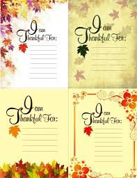 Printable Thanksgiving Cards Printable Thanksgiving Place Setting Cards American
