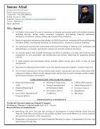 Internal Resume Format 22 Best Internal Auditor Resume Sample