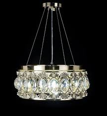 diamond life gold finish modern chandelier pendant hanging lighting or flush mount ceiling fixture small lamp