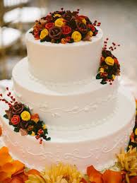 Fall Wedding Cakes 15 Elegant Ideas For Cake Flavors