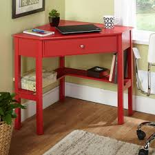 red black home office. Furniture : Simple Home Office Decor Red Corner Desk Avocado Painted Walls Chrome Color Drawer Knob Open Design Small Black Succulant Pot R