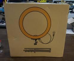 Neewer Rl 12 Led Ring Light New Rl 12 Led Ring Light With Tri Pod