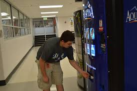 Pepsi Vending Machine Price Delectable Coke Vs Pepsi SHS Makes The Soda Switch The Journal Rewired