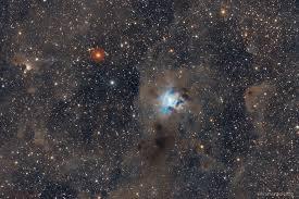 Nebulosa Iris NGC 7023 - astronomo.org .