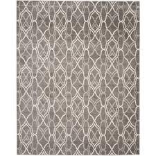 safavieh amherst gray light gray 10 ft x 14 ft indoor outdoor