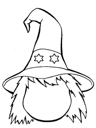 Lalaloopsy Coloring Pages Halloween Witch