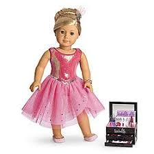 american gift guide isabelle s sparkle dress makeup set 18 inch doll clothes gifts american s and dolls
