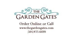 the garden gates trees